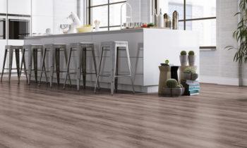 Posso instalar o piso vinílico sobre o piso de tacos?