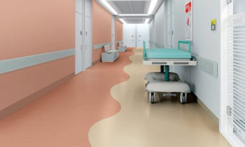 O melhor revestimento para Hospitais