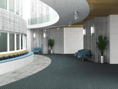 MULTIPISOS - Carpete Belgotex Dimension