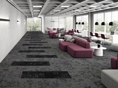 MULTIPISOS - Carpete Modular Belgotex Layout